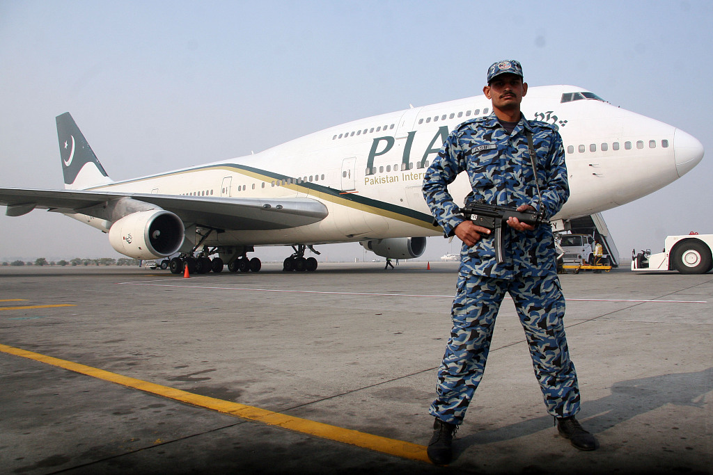 Pakistan partially reopens its airspace