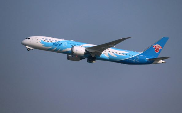 China's largest air carrier conducts 1st intercontinental flight with biofuel