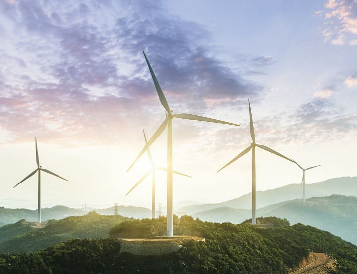 China leads wind energy growth for first time