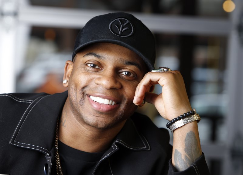 Jimmie Allen is a reflection of a new country music world