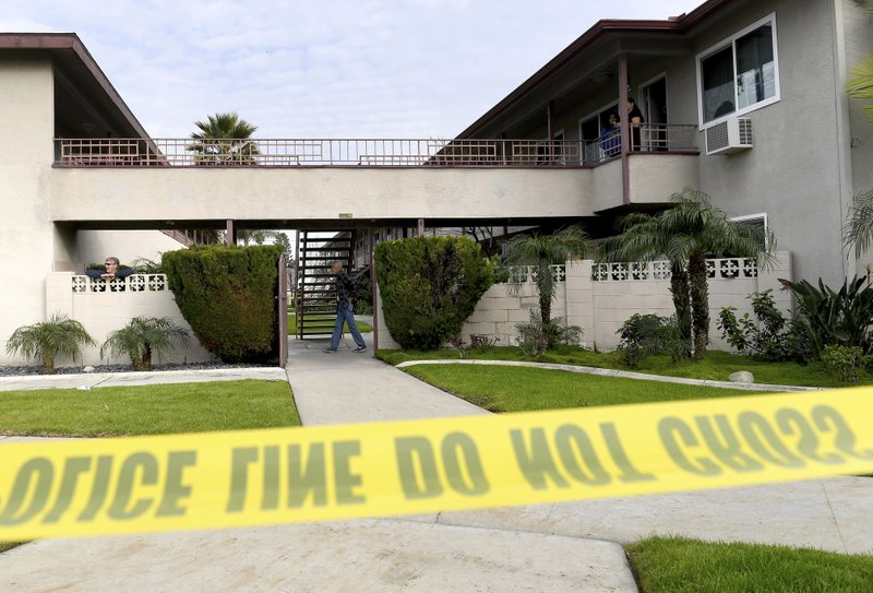 Mother suspected of killing baby, tossing son from landing