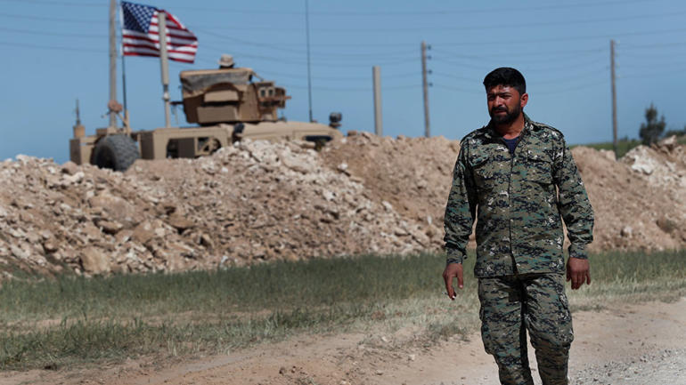 Russia, Syria demand US withdrawal from Syria
