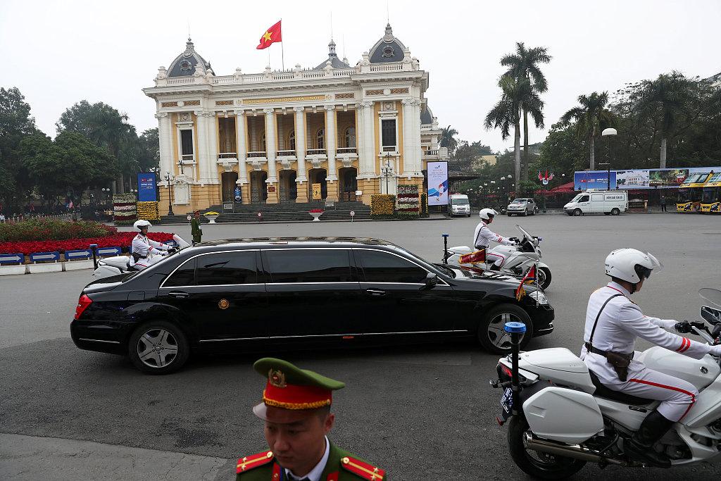 Kim, Trump cut short 2nd summit, leave venue earlier than scheduled