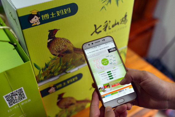 China has 829 mln online users: report