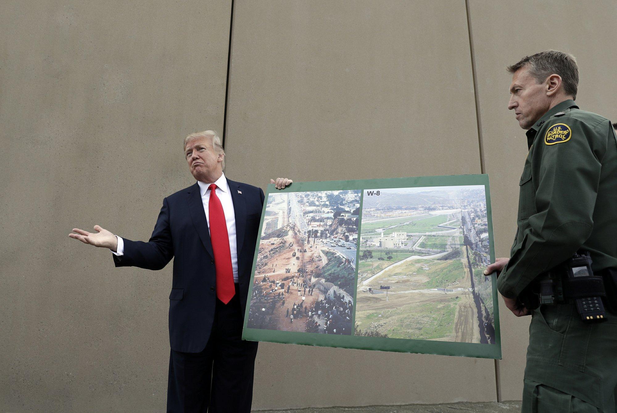 4 senators push resolution to halt Trump's border emergency
