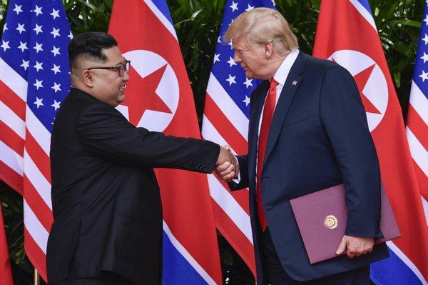 Kim, Trump make more meaningful progress at second summit: S.Korea's Blue House