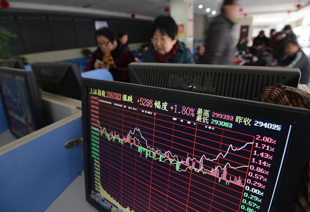 China's stocks continue to rally Friday