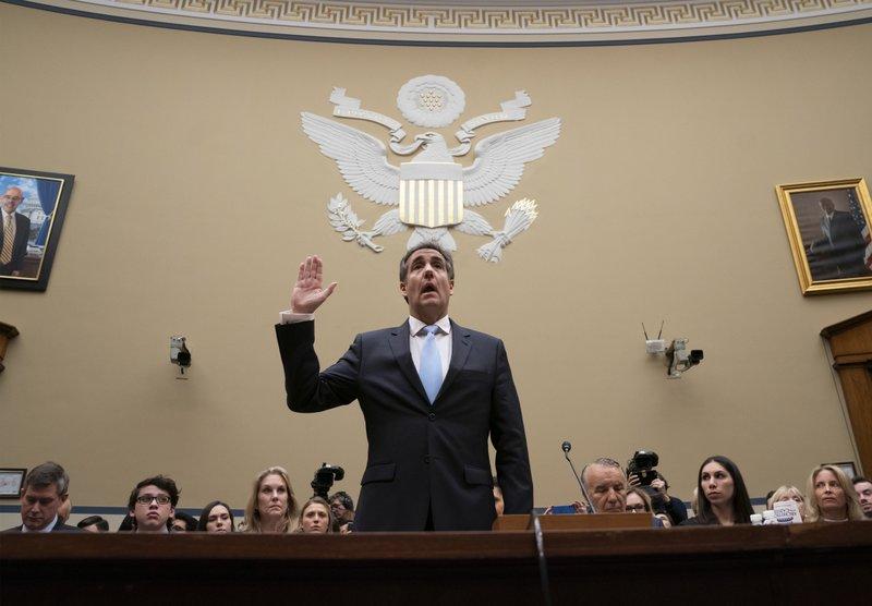 Trump claims Cohen book would prove ex-aide a liar