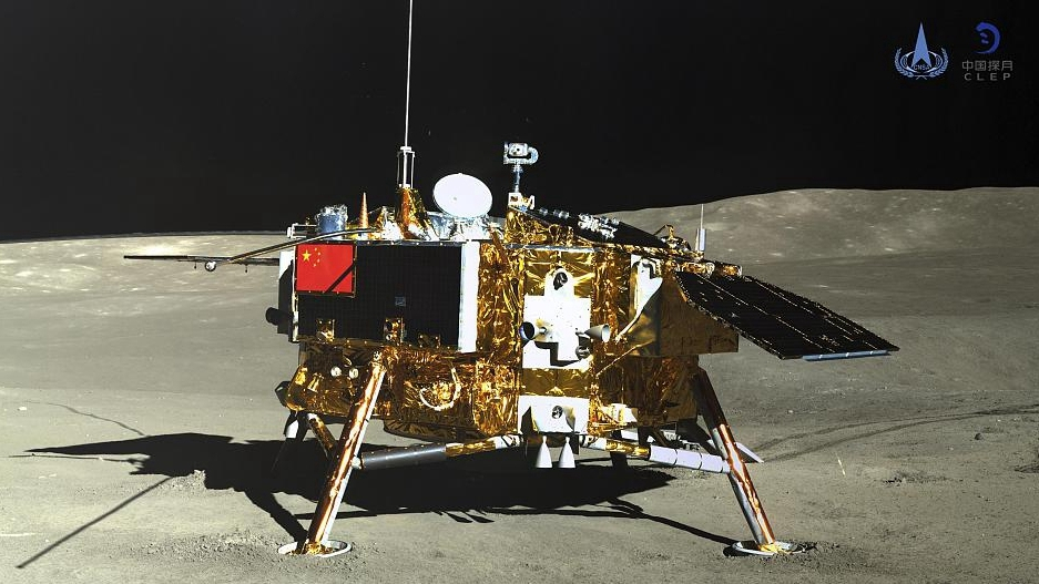 China's Chang'e-4 moon lander awakens for third sunrise on Moon