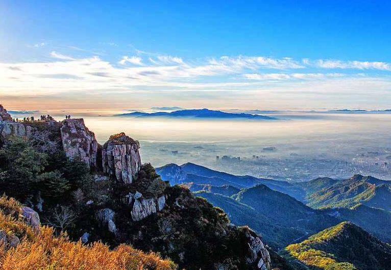 Taishan UNESCO Global Geopark approved for expansion