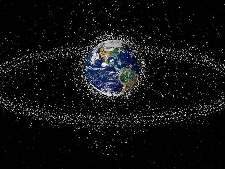Europe's satellites flying blind as space junk spreads: ESA adviser