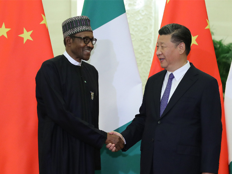 Xi congratulates Buhari on re-election as Nigerian president
