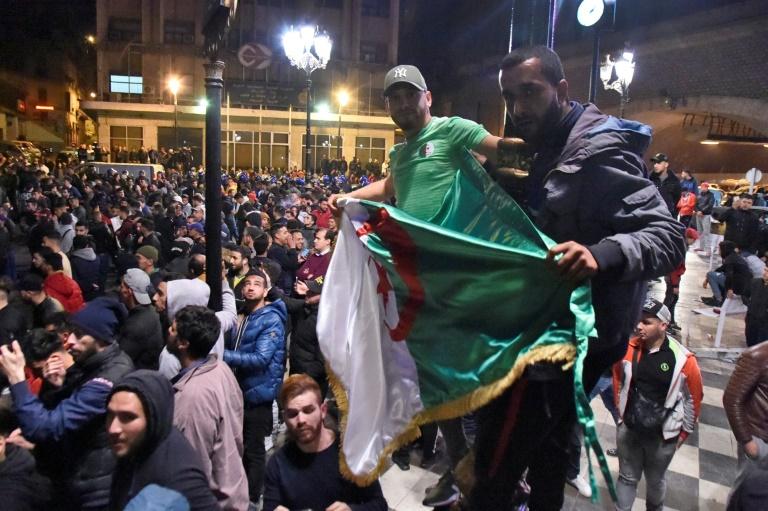 Anger brews in Algeria after Bouteflika bids for 5th term