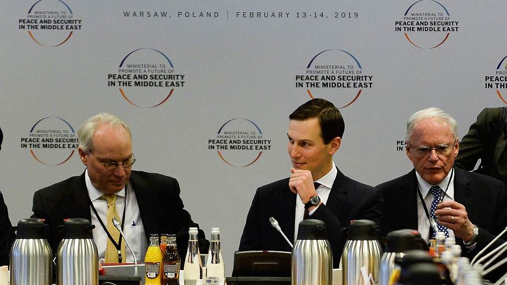 What Kushner's 'all in the family' meeting with Turkey means