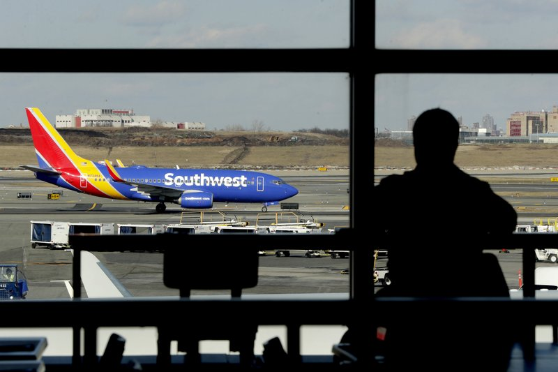 CEO says Southwest is losing millions weekly in labor fight