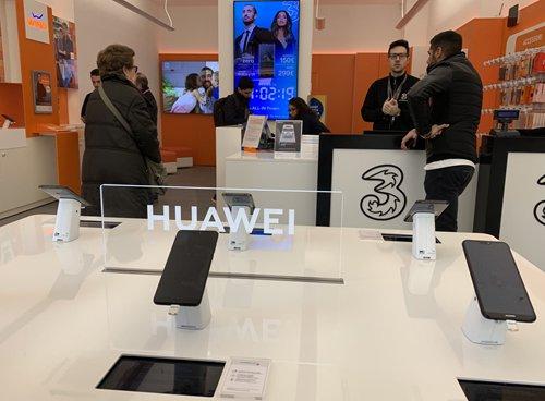 Huawei vows long-term European commitment
