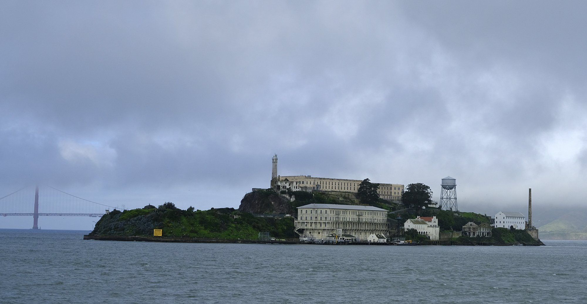 Archeologists find hidden tunnels below Alcatraz prison