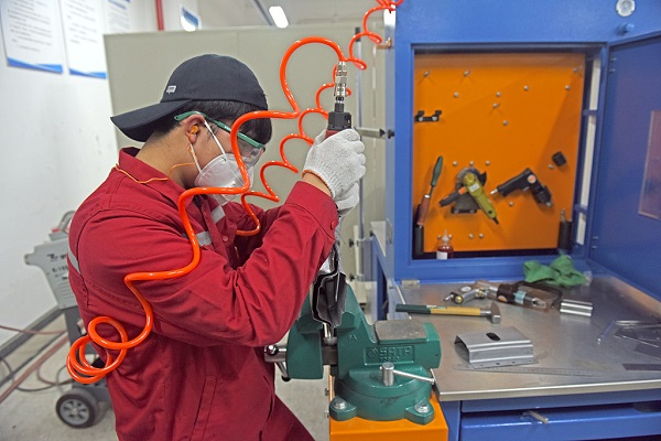 China to check recruitment qualifications of secondary vocational schools