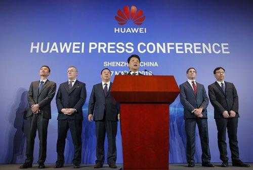 Huawei sues US govt