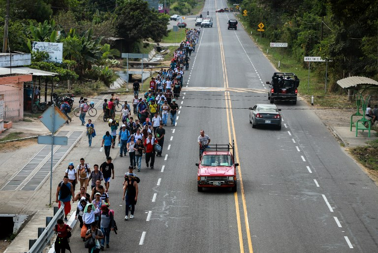 Road accident in Mexico leaves 25 Central American migrants dead: official