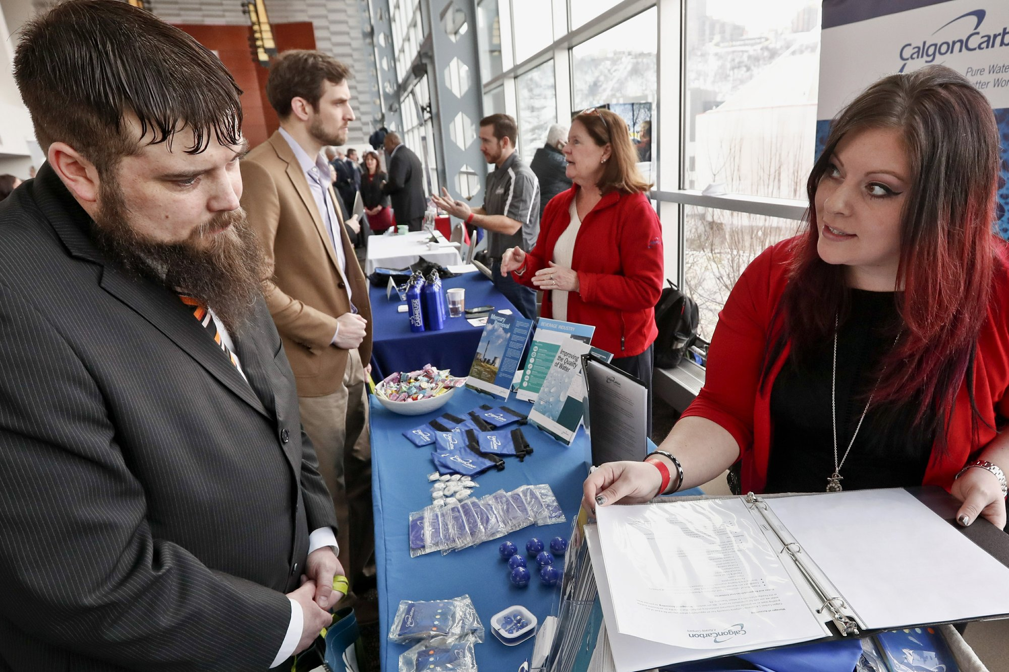 US adds just 20K jobs; unemployment dips to 3.8 pct.