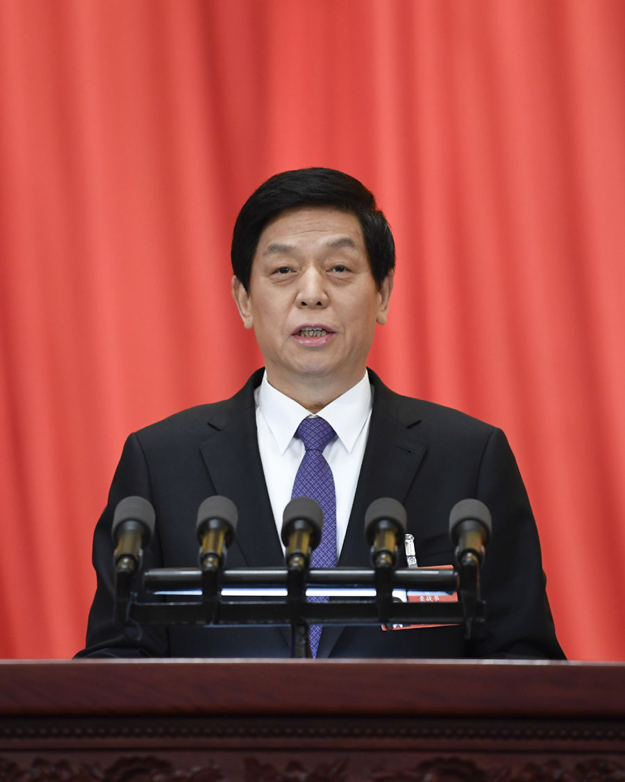 NPC to support reform and opening-up in 2019: chairman