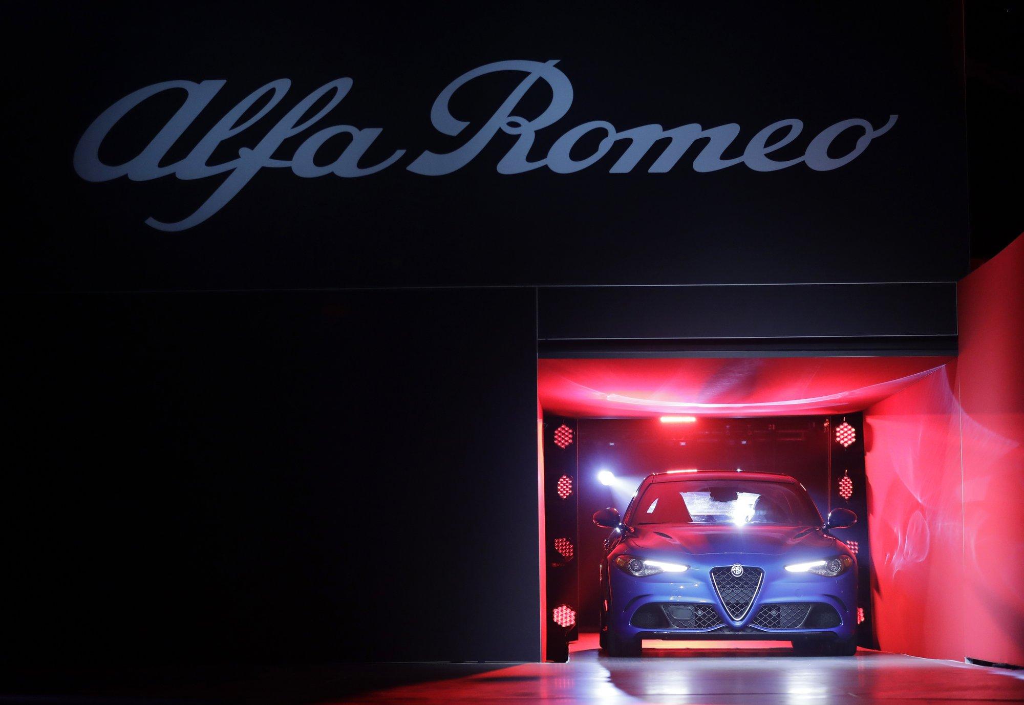 Alfa Romeo recalls vehicles; cruise control can go haywire
