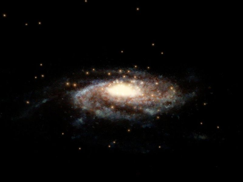 The Milky Way is as heavy as 1.5 trillion Suns: scientists estimate