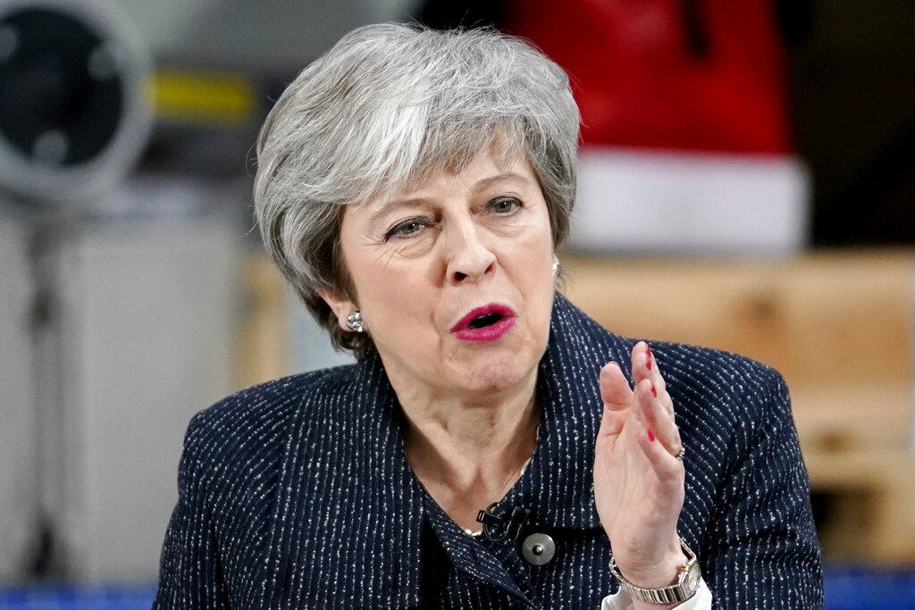 Crisis talks continue as Conservative Party chief makes plea