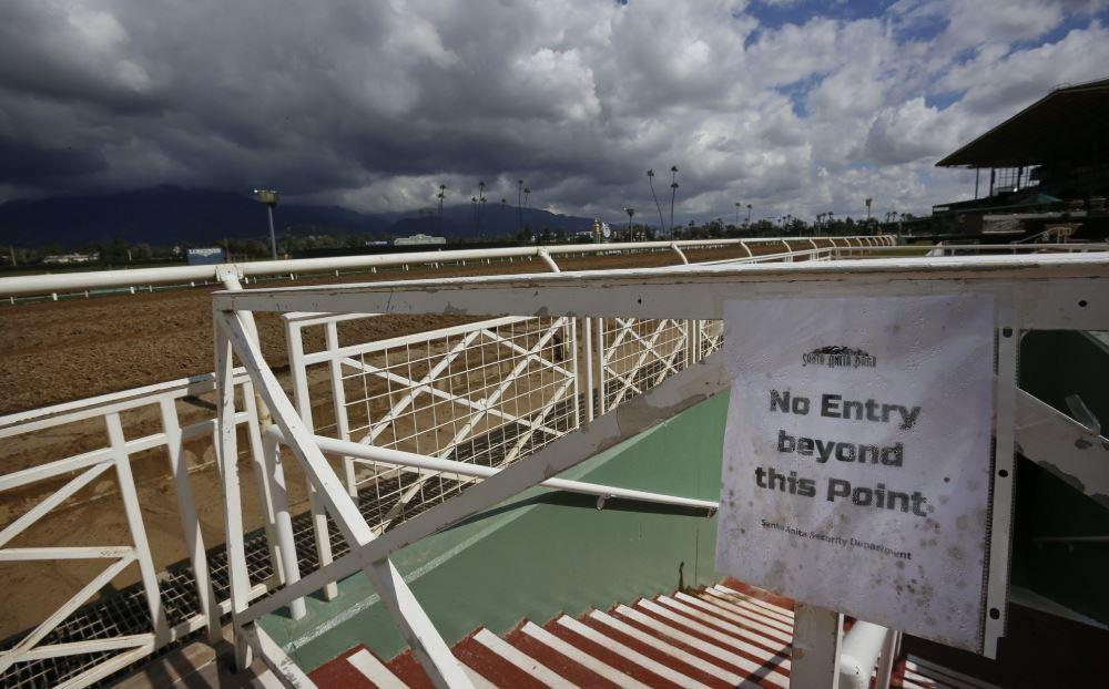 Santa Anita imposing new safety, welfare rules for horses