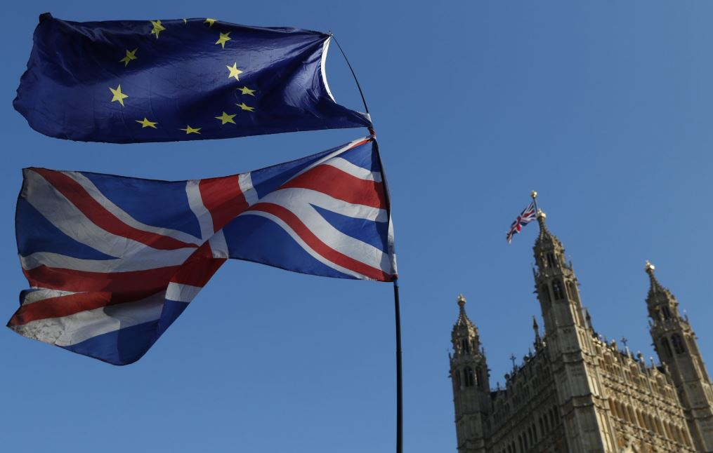 UK official says EU playing games over Brexit