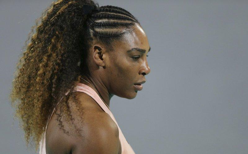 Serena tops Victoria Azarenka 7-5, 6-3 at Indian Wells