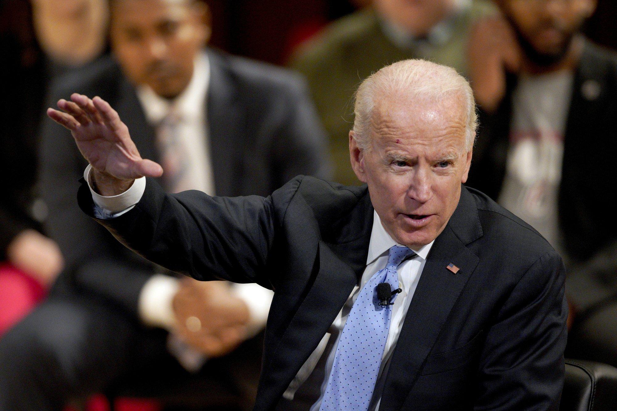 Biden eyes fundraising challenge amid new sense of urgency