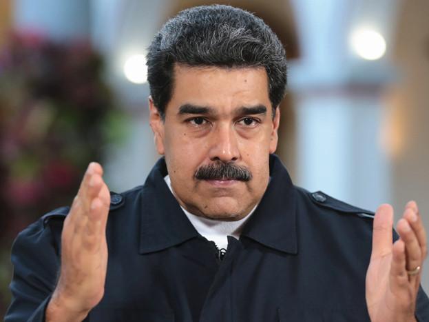 Maduro denounces new attack on Venezuela's electrical system