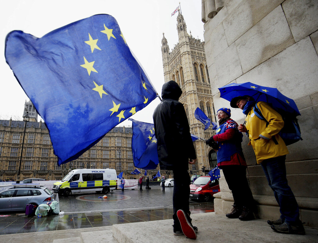 UK Parliament facing Brexit decisions, more drama and deadline
