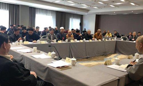 Advisers hail sinicization of religions