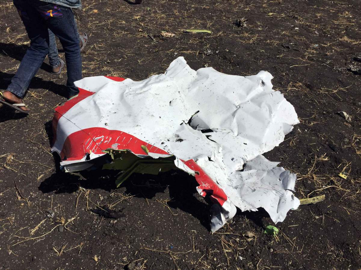 Black box of the crashed Ethiopian Airlines flight retrieved