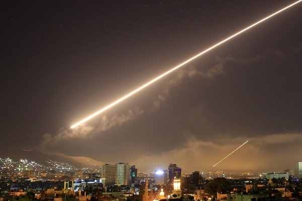 50 killed in US-led airstrikes in Eastern Syria
