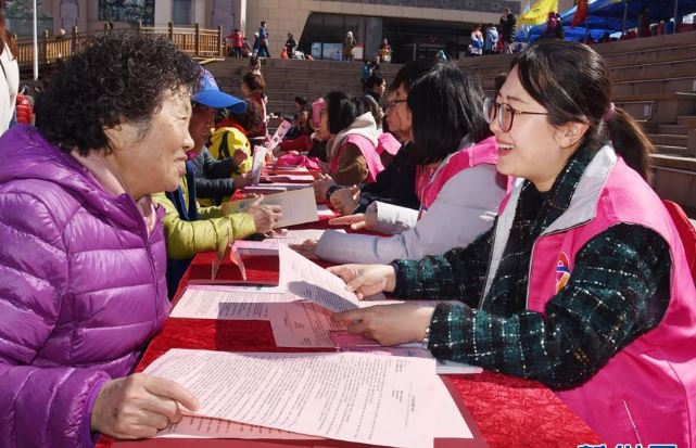 361,000 women get legal aid in China in 2018