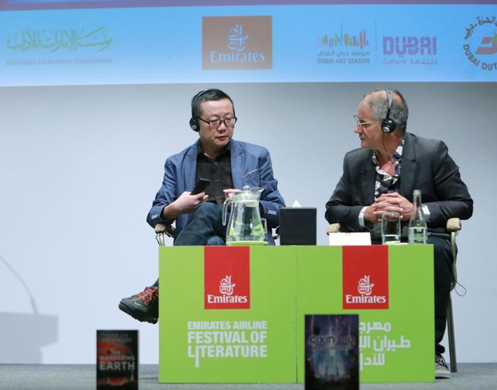 Science fiction makes people more open-minded: Chinese writer Liu Cixin