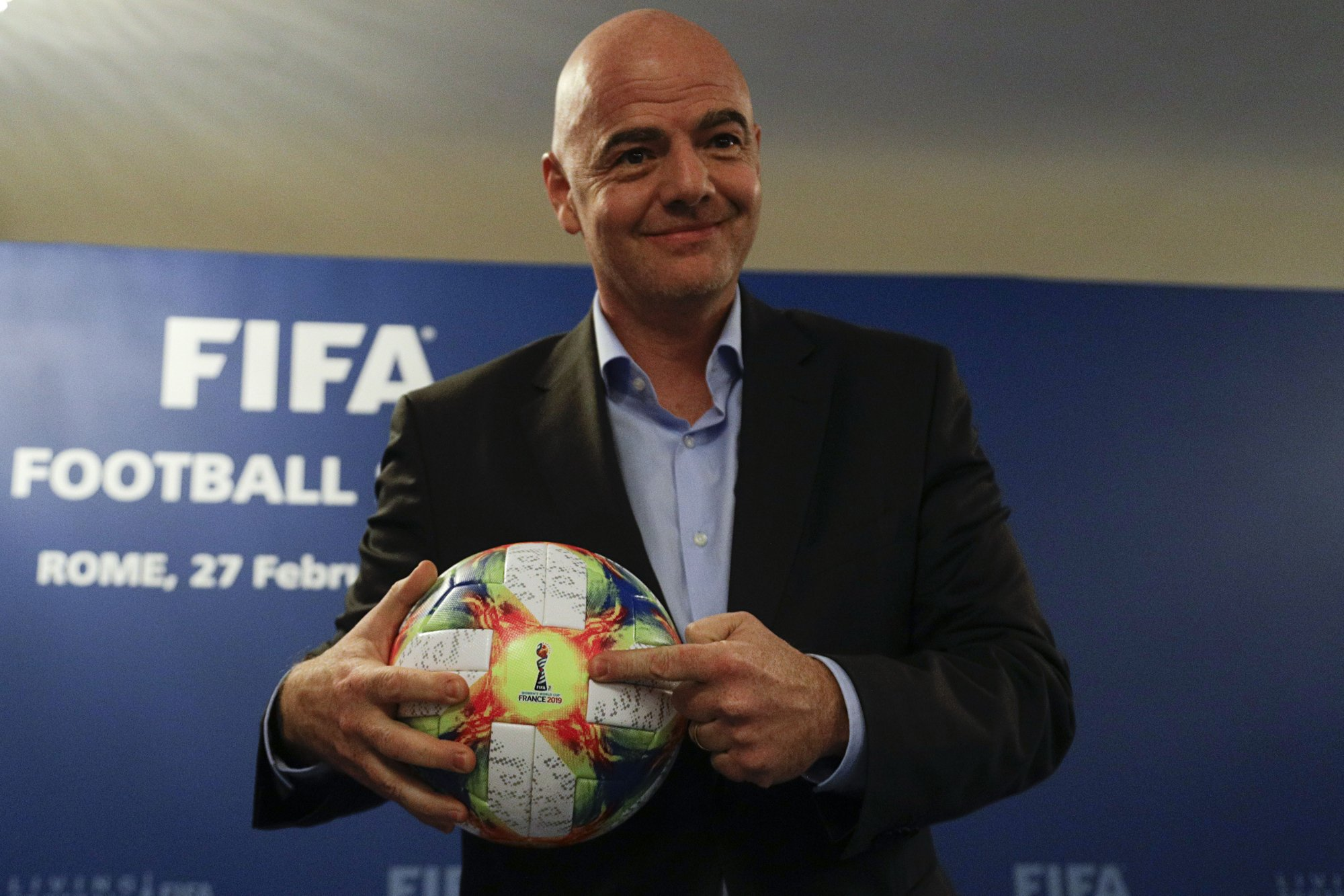FIFA study backs 48-team World Cup in 2022