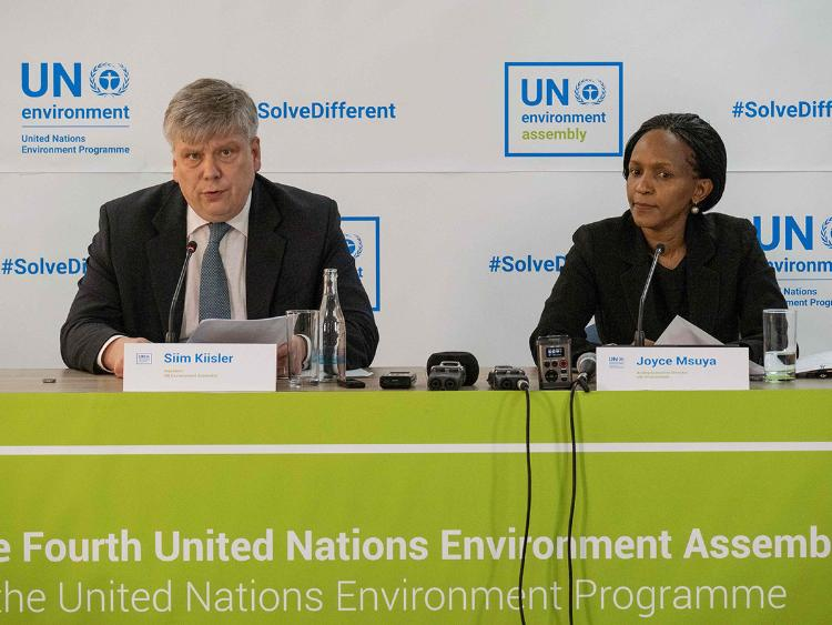 4th UN Environment Assembly underway in Nairobi