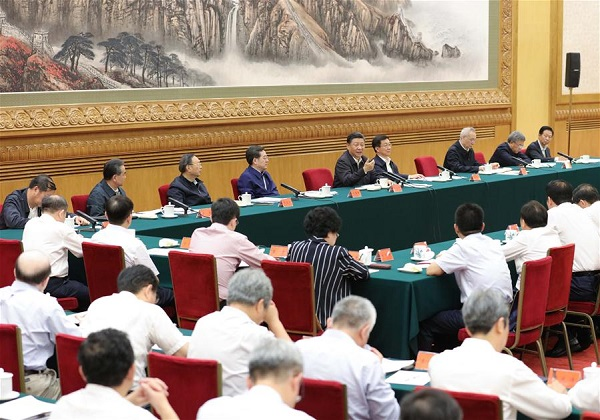 Xi gives new impetus to Belt and Road Initiative