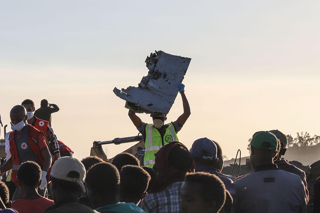 Ethiopian Airlines, gov't officials brief foreign envoys on plane crash