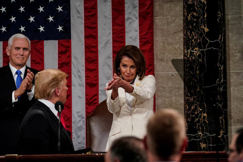 Pelosi: Impeaching Trump 'just not worth it'