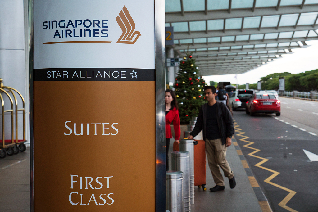 Singapore aviation regulator bans use of Boeing 737 MAX in its airspace