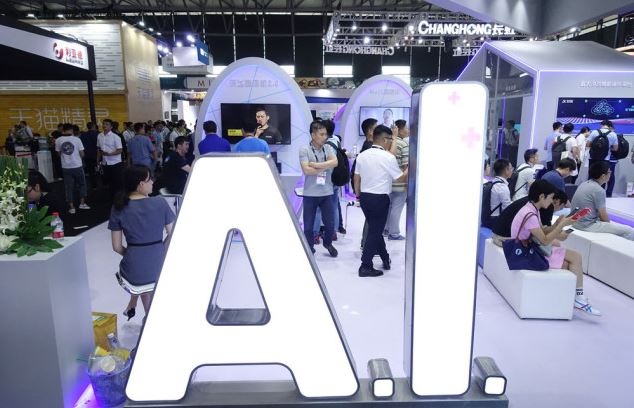 AI surpasses humans in comprehension test