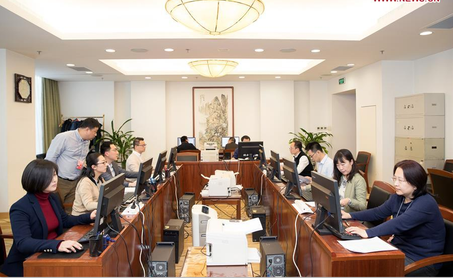 NPC deputies file 491 proposals, 8,000 suggestions at annual legislative session