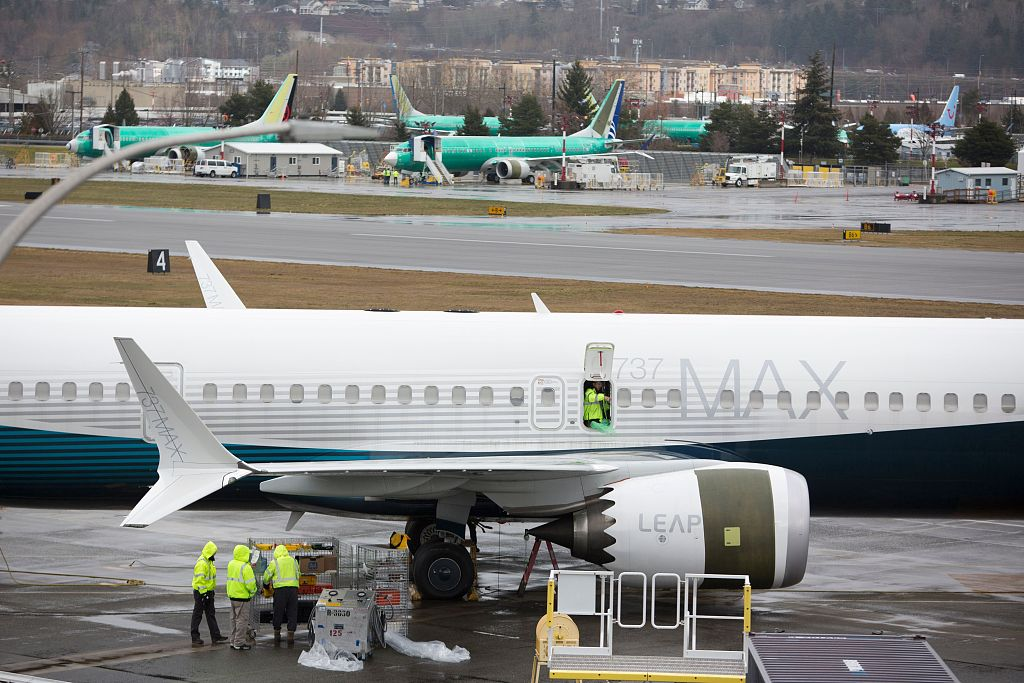 US regulator says 'no basis' to ground Boeing 737 Max despite recent crashes