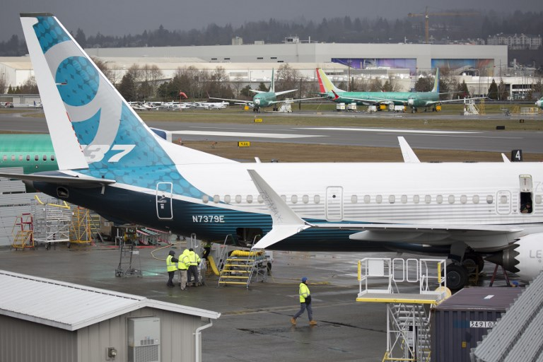 US says 'no basis' to ground Boeing 737 MAX jets after crash